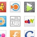 24 Free Icons: Handy