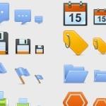 42 Basic Icons, Set 1