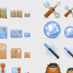 42 Basic Icons, Set 2