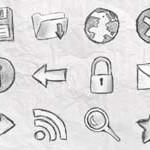 48 Hand Drawn Icons