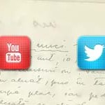 10 Grid Style Social Media Icons