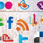 Free Icons: 12 Social Media Icon Stickers
