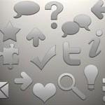 Free Icons: 20 Silver Web Icons