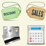 Free Icons: 12 E-Commerce Icons