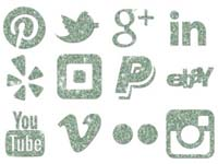 Free Icons Download - Glittery