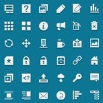 Free Icons: 60 Jigsoar Web Icons