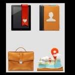 Free Icons: 8 Rocket Theme Web Icons