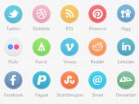 Icons in the package Twitter
