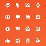 Free Icons: 42 Pika Style Icons