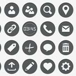 Free Icons: 30 Pictonic Icons