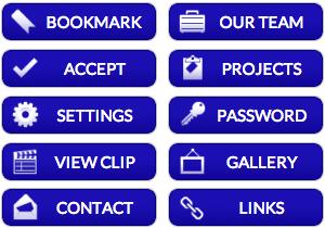 Blue Business Buttons