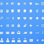 Free Icons: 100 Retina Glyph Icons