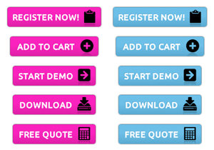 Bold Call-to-Action Buttons