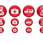 Free Icons: 134 Ruby Medical Icons