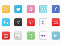 Today's set of free icons