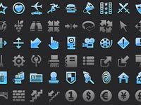 Free icons for download from