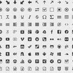 Free Icons: 450 IcoMoon Icons