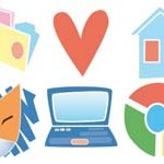 Free Icons: 16 Super Cute Icons