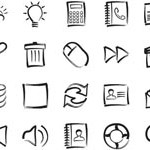 Free Icons: 40 Handy Icons Pt. 2