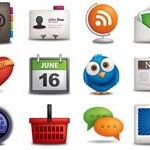 Free Icons: 20 Cutie Icons