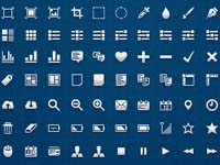 Free Icons set from Matt