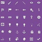 Free Icons: 200 Inventicons