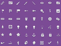 This Inventicons free icons set
