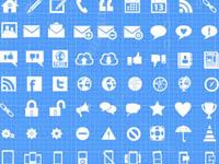 This mega icon set includes
