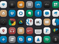high quality free icons in