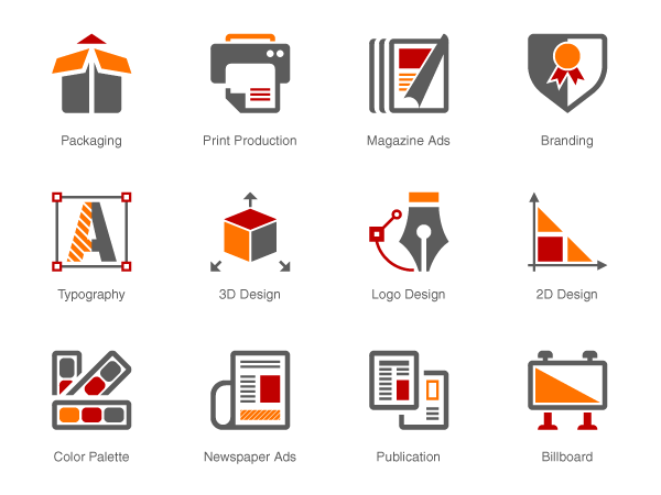Free Advertising icons in AI