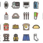 Illustricons icons