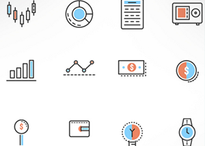 Download Investment Doodle Icon Set