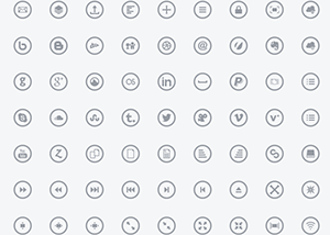 Free Collection of Metro-Style Icons