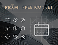 Professional vector icons for any