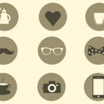 Trendy Vector Icons