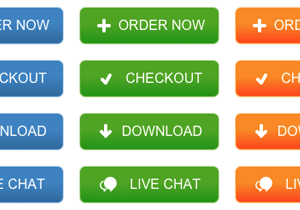 Bold eCommerce Buttons
