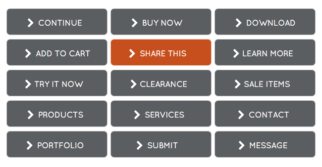 Gray and Orange WordPress Buttons