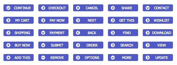 Preview Mini Shop Buttons