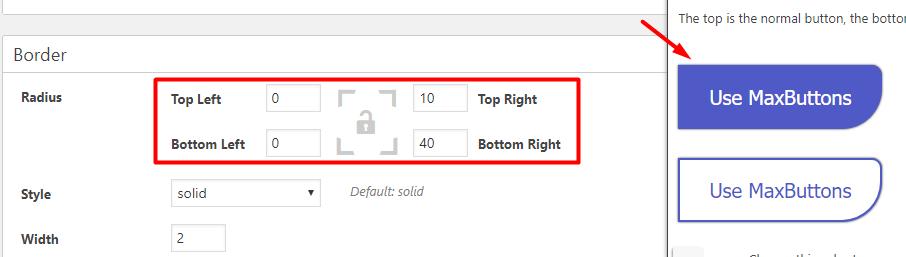 create wordpress buttons 10