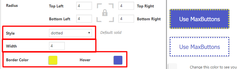 create wordpress buttons with maxbuttons