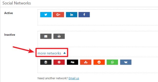 wordpress share buttons 8