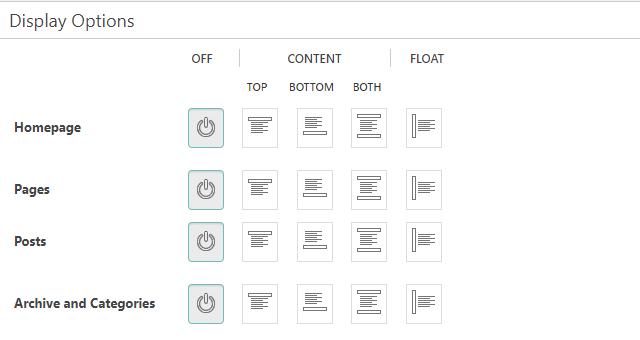 wordpress share buttons 9