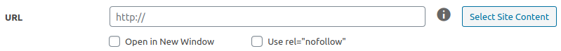 MaxButtons URL field