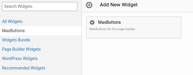 siteorigin widget