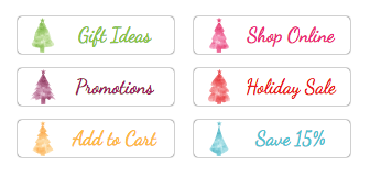 Preview Pastel Holiday Trees
