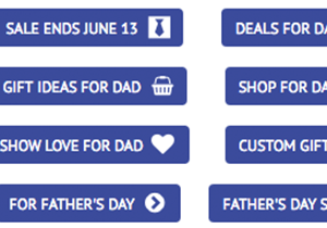 Deals for Dad Buttons