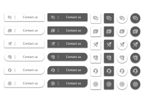 Contact Page Button Pack