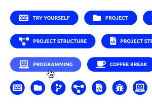 Programming Button Pack
